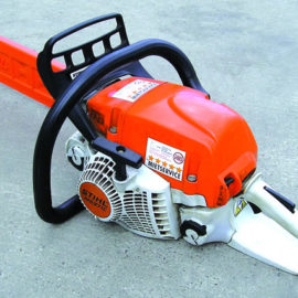 Benzin-Motorsäge MS271 mieten
