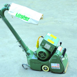 Parkettschleifmaschine Hummel mieten