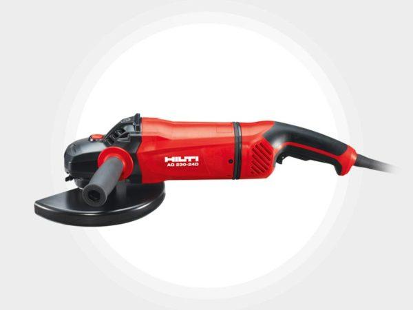 Winkelschleifer Hilti AG230 24D mieten