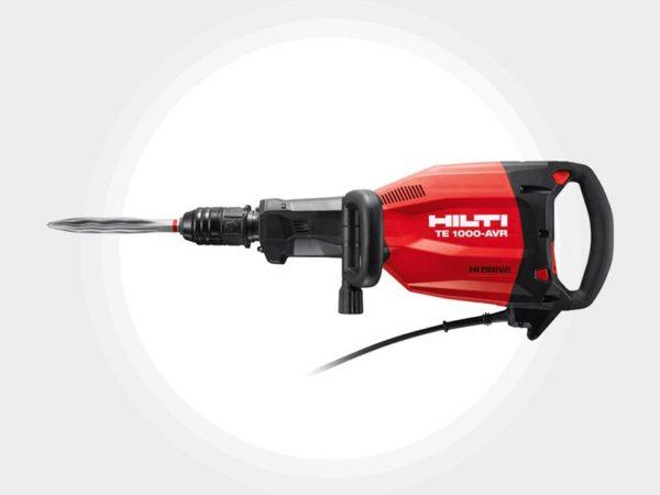 Meissel-/Abbruchhammer Hilti TVR 1000 AVR